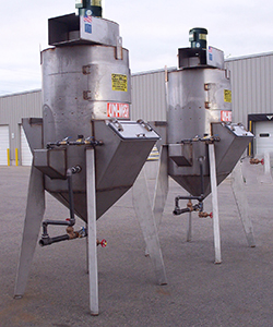 Stainless Steel Wet Dust Collector for Food Processing