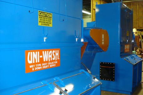 UC-40 and UC-50 both with optional Lexan Window and Sludge Conveyor