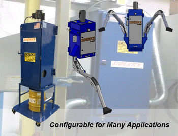 ProVent Product Catalog - Versatile Dust Collector