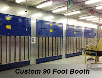 ProVent Product Catalog - Dust Collection Booths